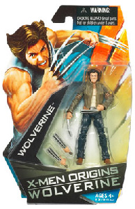 Wolverine Movie: Wolverine with Jacket