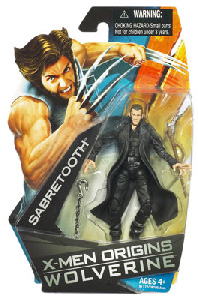 Wolverine Origins: Movie Sabretooth with Jacket