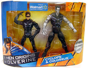 Wolverine Origins: Cyclops and Colossus 2-Pack