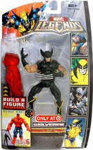 Marvel Legends Red Hulk Series - Wolverine Black Costume