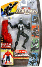 Hasbro Series 5 - Spider-Man Black Costume