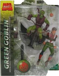 Marvel Select - Classic Green Goblin with Peter Parker