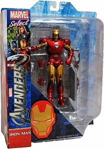 Marvel Select - The Avengers Movie - Iron man