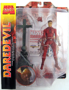Marvel Select - Daredevil Unmasked Variant