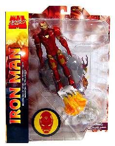 Marvel Select - Invincible Iron Man