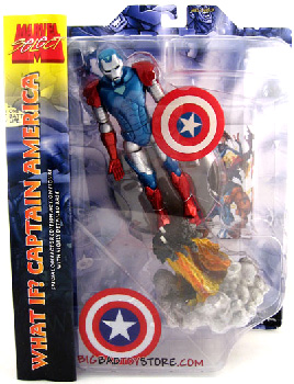 Marvel Select - What if? Captain America