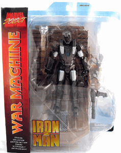Marvel Select - Iron Man 2 - War Machine