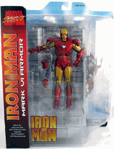Marvel Select - Iron Man 2 - Iron Man Mark VI Armor