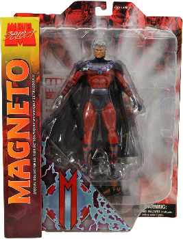 Marvel Select - Magneto No Helmet