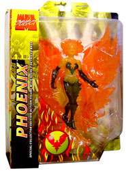 Marvel Select - Phoenix Fiery