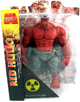 Marvel Select - Red Hulk Exclusive