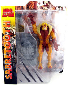 Marvel Select - Sabertooth