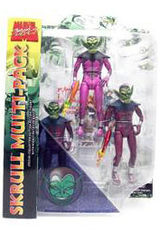 Marvel Select - Skrull Multi-Pack