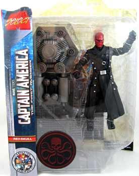 Marvel Select - Captain America The First Avenger Movie - Red Skull