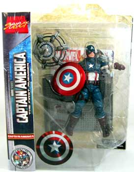 Marvel Select - Captain America The First Avenger Movie - Captain America