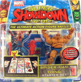 Spider-Man and Thing Starter Set