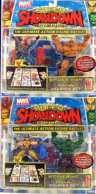 Marvel Super Hero Showdown Starter Set Combo