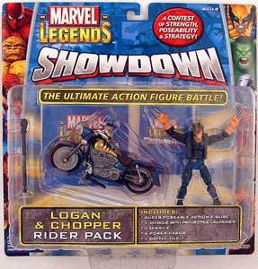 Showdown - Logan and Chopper Rider Pack