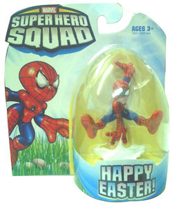Super Hero Squad - Happy Easter Spider-Man