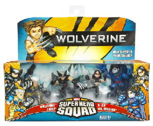 Wolverine Super Hero Squad: Wolverine The Hunt for Mr. Sinister