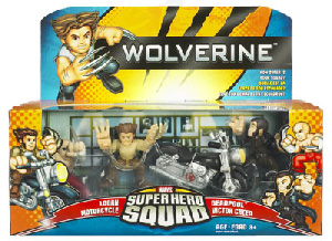 Wolverine Super Hero Squad: Wolverine on the Run