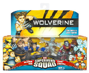 Wolverine Super Hero Squad: Battling the Brotherhood
