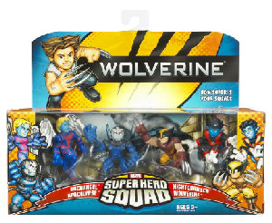 Wolverine Super Hero Squad: The Coming of Apocalypse