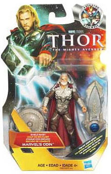 Thor Movie - 3.75-Inch Shield Bash Marvel Odin