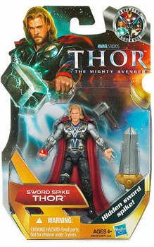 Thor Movie - 3.75-Inch Sword Spike Thor