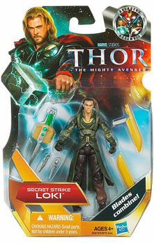 Thor Movie - 3.75-Inch Secret Strike Loki