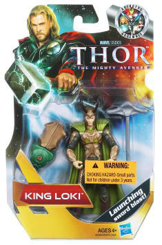 Thor Movie - 3.75-Inch King Loki