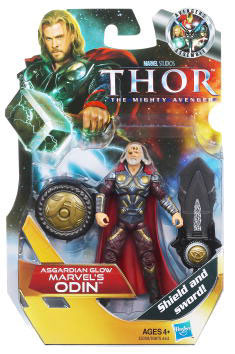 Thor Movie - 3.75-Inch Asgardian Glow Odin