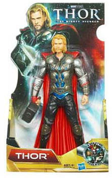Thor Movie - 8-Inch Avengers Assemble Thor