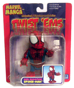 Web Shooting Spider-Man