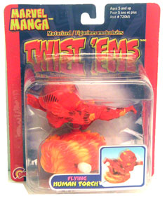 Twist-Em Flying Human Torch