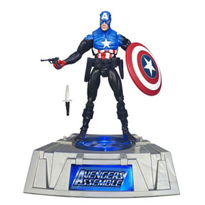 Marvel Universe Avengers Assemble Exclusive - Captain America
