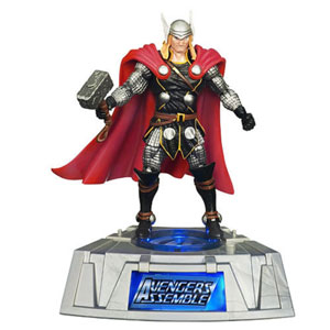 Marvel Universe Avengers Assemble Exclusive - Thor