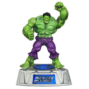 Marvel Universe Avengers Assemble Exclusive - Hulk