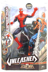 Marvel Legends Unleashed - Spider-Man