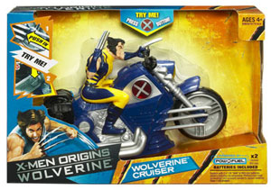 X-Men Origins Wolverine Cruiser