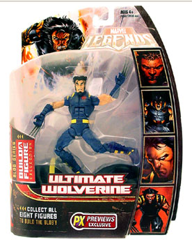 Ultimate Wolverine Preview Exclusive
