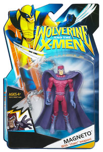 Wolverine and The X-men: Magneto