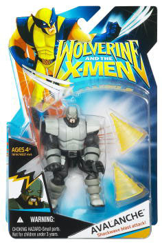 Wolverine and The X-men: Avalanche