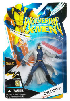 Wolverine and The X-men: Cyclops