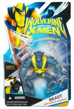 Wolverine and The X-men: Beast