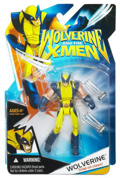 Wolverine and The X-men: Wolverine