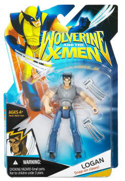 Wolverine and The X-men: Logan Grey Shirt