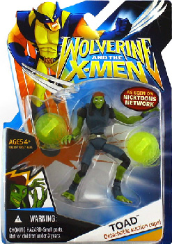 Wolverine and The X-men: Toad