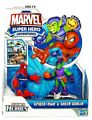 Marvel Super Hero Adventures - Spider-Man and Green Goblin