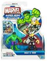 Marvel Super Hero Adventures - Hulk and Thor